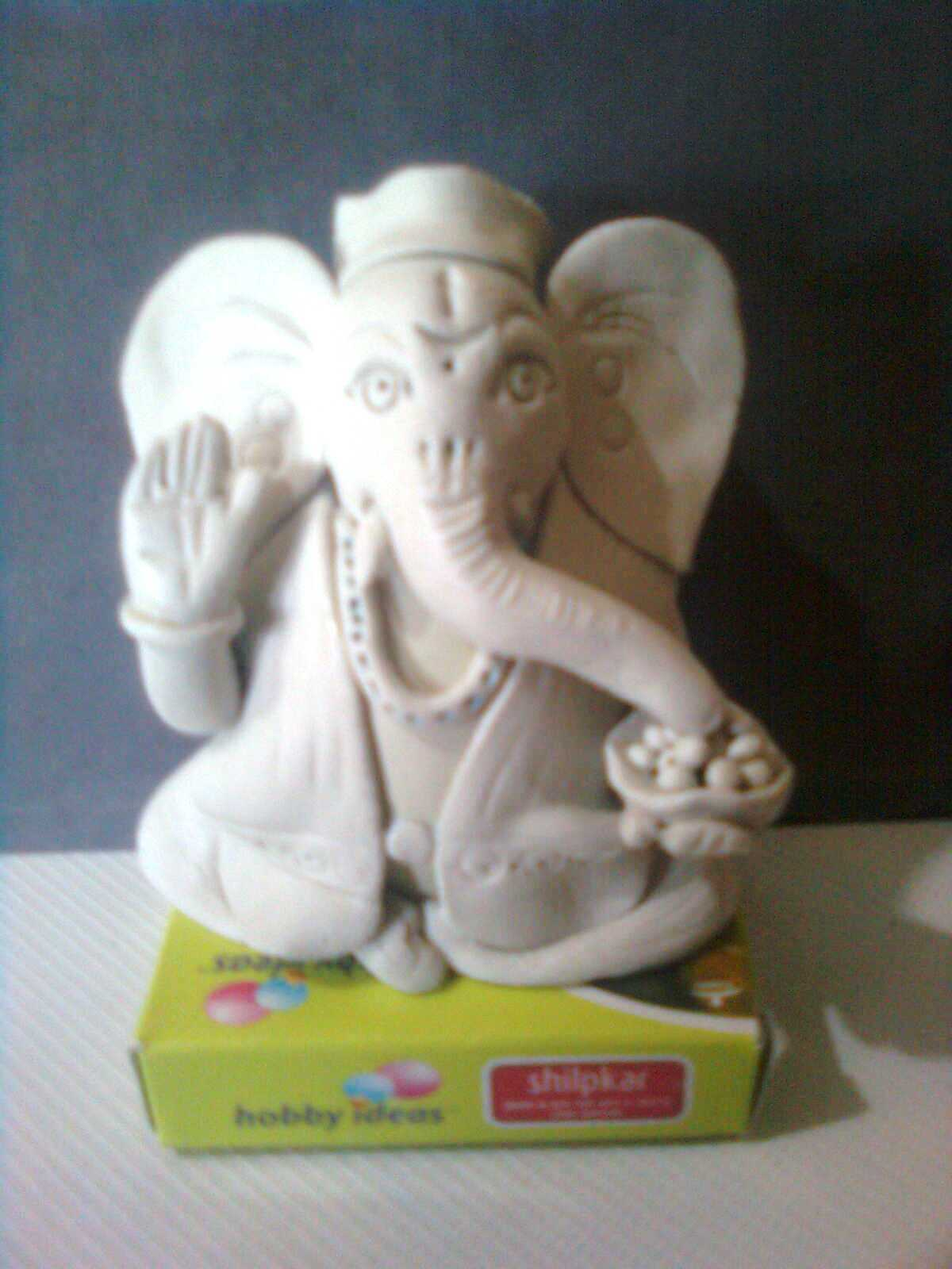 MOULD GANESHA IN PATNA