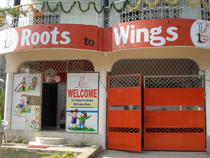 ROOTS TO WINGS PLAY SCHOOL