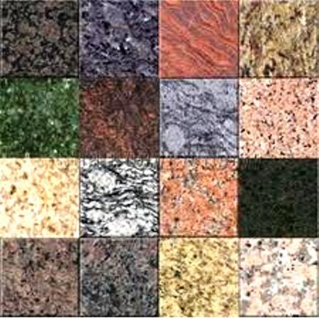 Granit sorten und farben