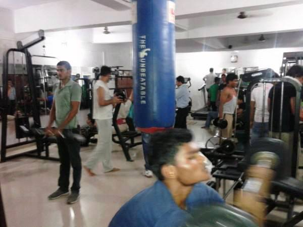 GYM IN BHAGALPUR