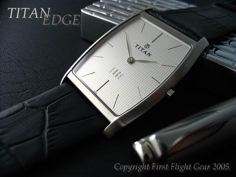 Titan Watch Edge