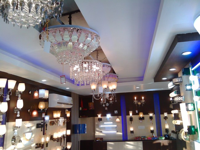 BEST FANCY LED LIGHT SHOWROOM IN RANCHI