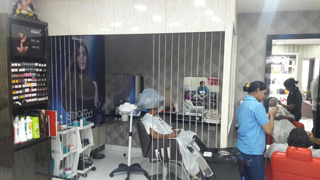 SALON & SPA IN RAMGARH
