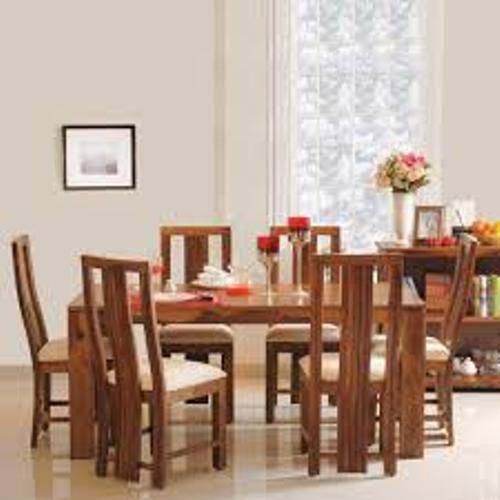 WOODEN DINING SET SHOWROOM IN GAYA