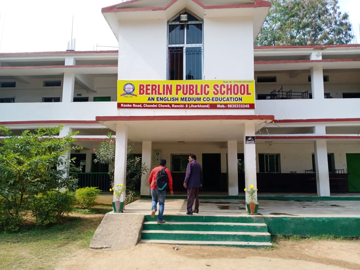 BERLIN PUBLIC SCHOOL IN RANCHI