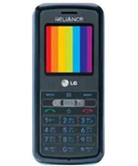 CELL LG 3510 RELIANCE PHONE MOBILE