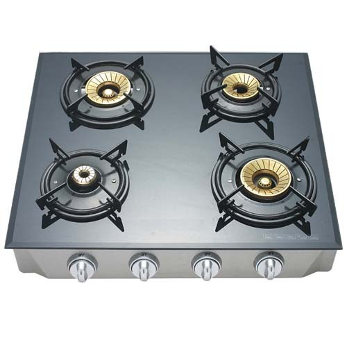 GLASS TOP GAS-STOVE